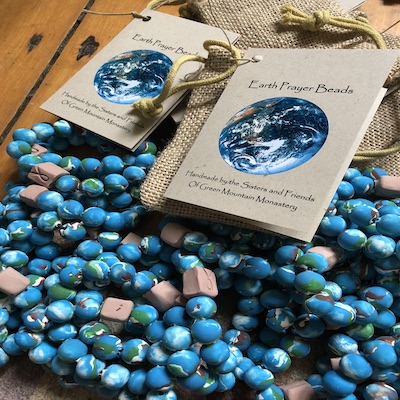 Earth Prayer Beads